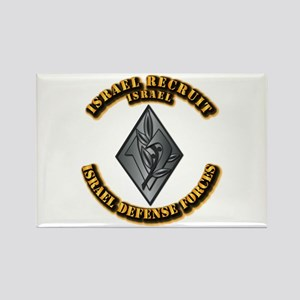 Israel - Obsolete Recruit Hat Bad Magnets