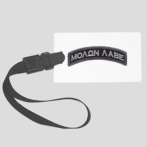 Molon Labe Luggage Tag