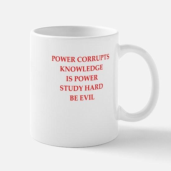 power Mugs
