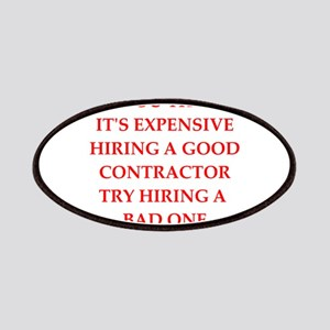 contractor Patches