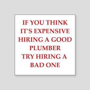 plumber Sticker