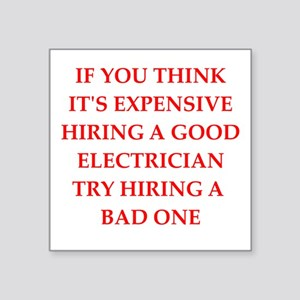 electrician Sticker