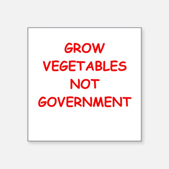 small government Sticker