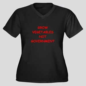 small government Plus Size T-Shirt