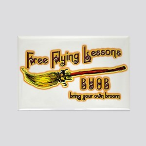 Broom Lessons Magnets