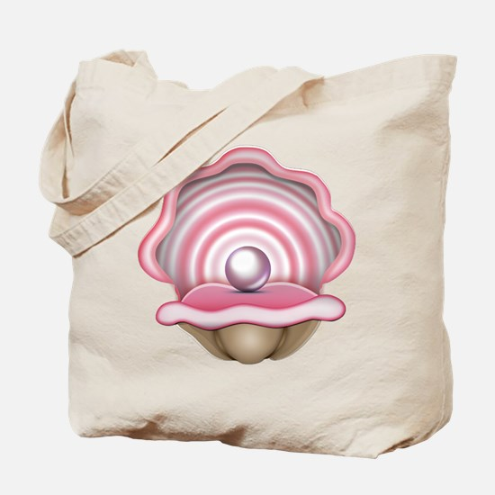 Cute Oyster Tote Bag