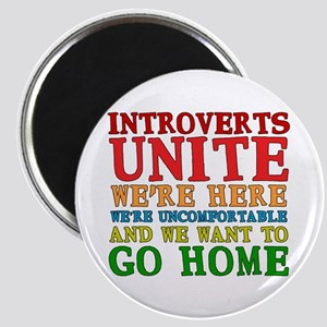 Introverts Unite Magnets