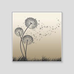 Dandelion Wishes Sticker