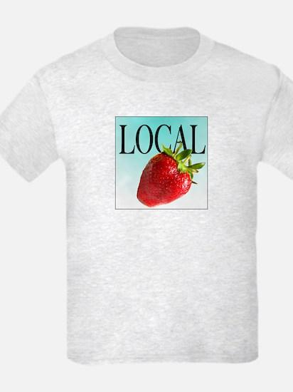 Local Strawberries T-Shirt