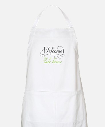 Welcome To The Lake House Apron
