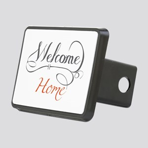 Welcome Home Hitch Cover