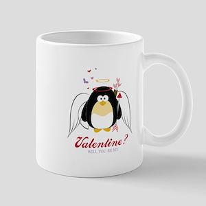 Valentine? Will You Be My Mugs