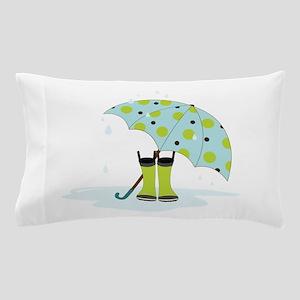 Rainy Day Pillow Case