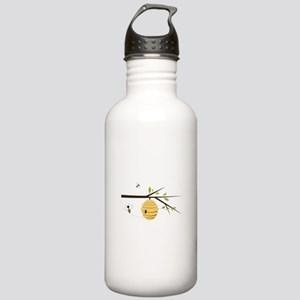 Beehive Water Bottle