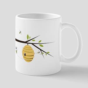Beehive Mugs
