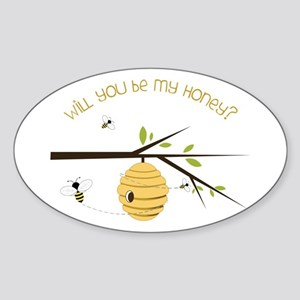 Will You Be My Honey? Sticker