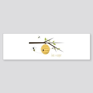 Bee Keeper Bumper Sticker