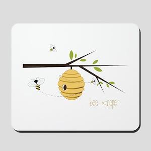 Bee Keeper Mousepad