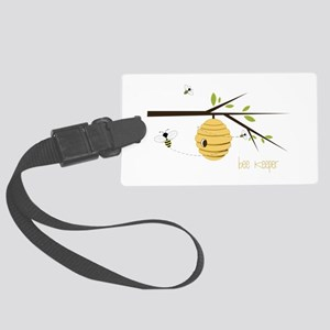 Bee Keeper Luggage Tag