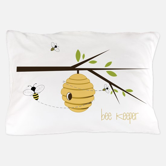 Bee Keeper Pillow Case
