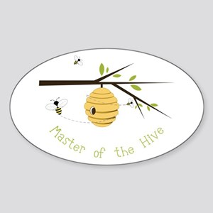 Master Of The Hive Sticker