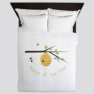 Master Of The Hive Queen Duvet