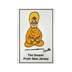 Swami From New Jersey Magnets