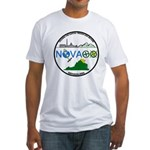 NoVAGO Fitted T-Shirt