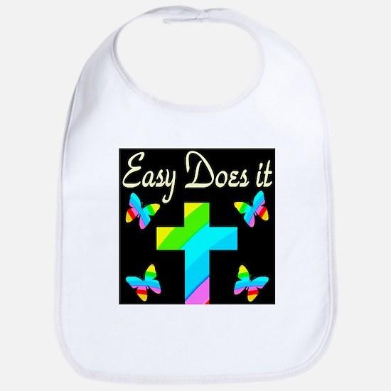 EASY DOES IT Bib