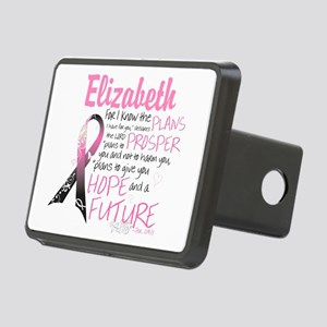 Breast Cancer Survivor Personalize Hitch Cover