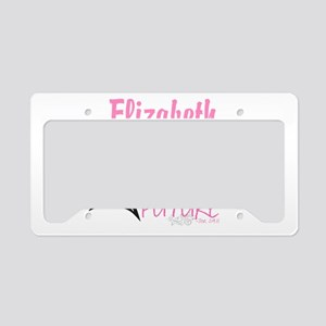 Breast Cancer Survivor Personalize License Plate H