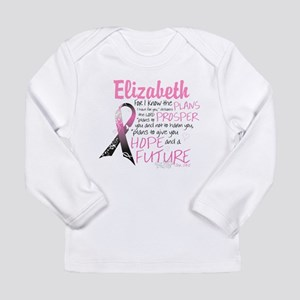 Breast Cancer Survivor Personalize Long Sleeve T-S