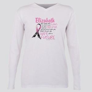 Breast Cancer Survivor Personalize T-Shirt