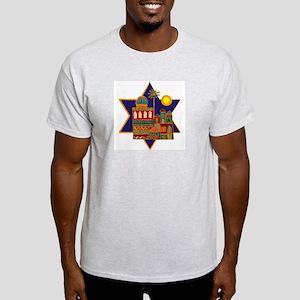 JEWISH STAR_ISRAEL T-Shirt