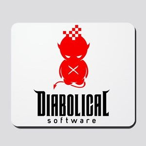 Diabolical Software Mousepad