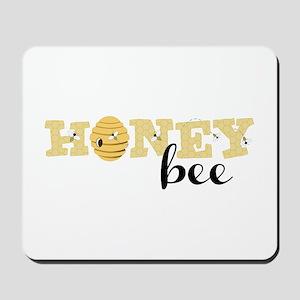 Honey Bee Mousepad