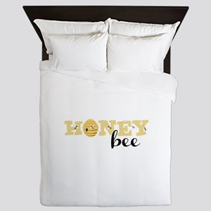 Honey Bee Queen Duvet