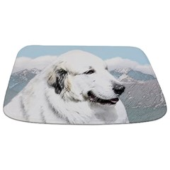 Great Pyrenees Bathmat