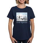 Great Pyrenees Women's Dark T-Shirt