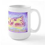 The Royal Unicorns of the Sun Large Mug