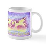 The Royal Unicorns of the Sun Mug