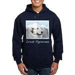 Great Pyrenees Hoodie (dark)