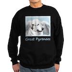 Great Pyrenees Sweatshirt (dark)
