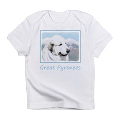 Great Pyrenees Infant T-Shirt