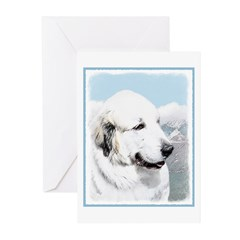 Great Pyrenees Greeting Cards (Pk of 20)