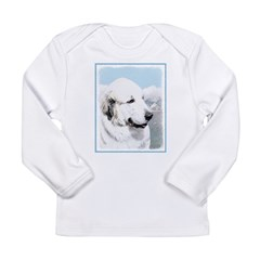 Great Pyrenees Long Sleeve Infant T-Shirt