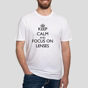 Keep Calm and focus on Lenses T-Shirt