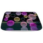 Night Jewels, Abstract Bathmat