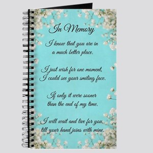 In Memory Journal