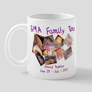 SMA Family Time Get Together  Mug